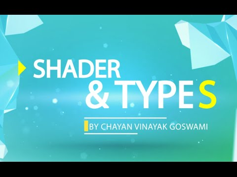 01 - What is a shader? (Shaderdev.com)