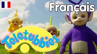Teletubbies 105 - ON PEINT AVEC LES PIEDS ET LES MAINS - Episode Complète en Français