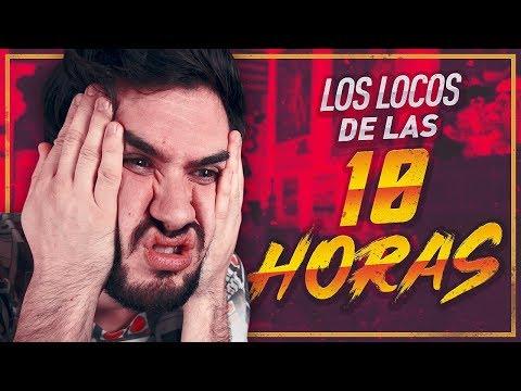 LOS LOCOS DE LAS 10 HORAS