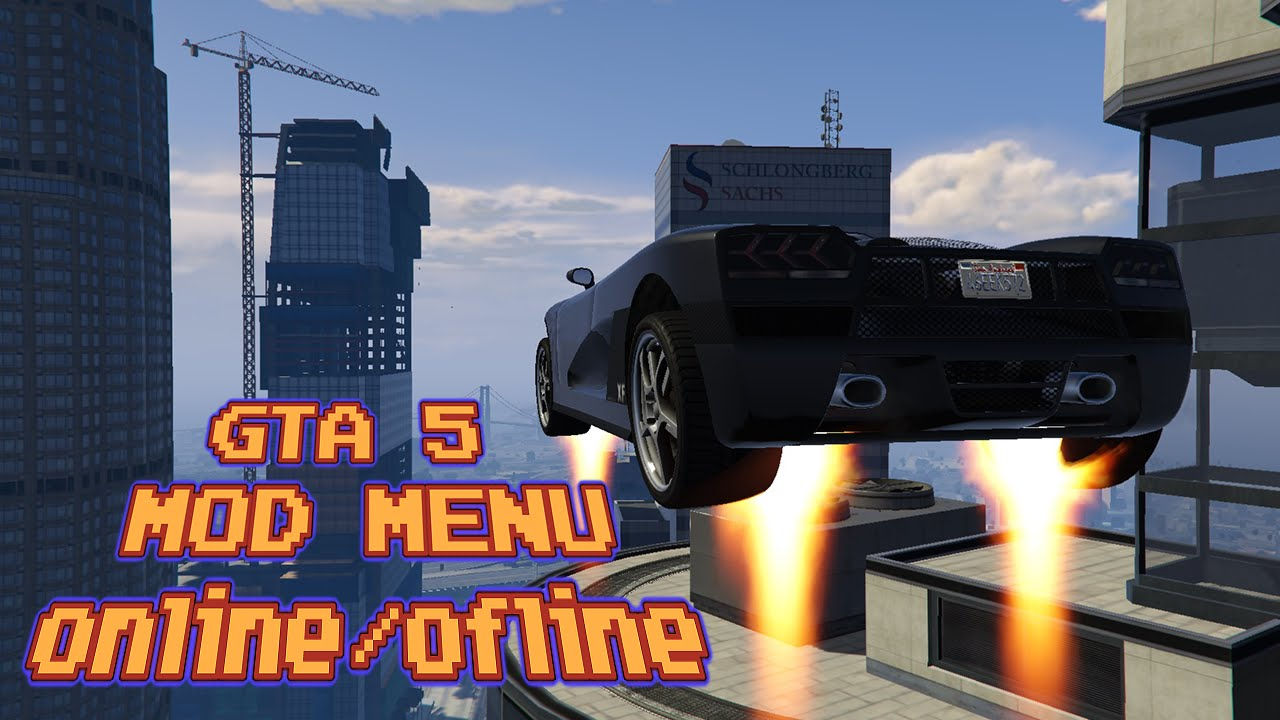 how to get online content in offline gta 5
