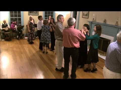'Sunlight Through Draperies ' - English Country Dance with music by Hoggetowne Fancy