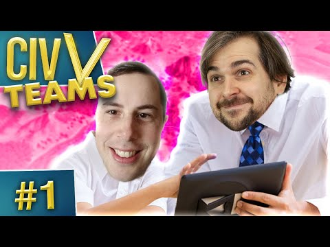 Civilization V: Teams #1 - Teach the Boy