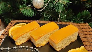 Необыкновенно вкусный и легкий в приготовление пирог Однозначно готовить Апельсиновое пирожное