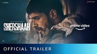 Shershaah - Official Trailer | Vishnu Varadhan | Sidharth Malhotra, Kiara Advani | Aug 12 Thumb