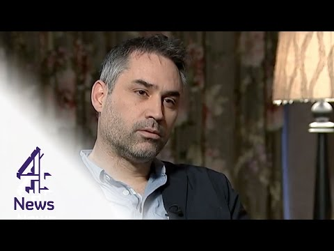 Alex Garland on Ex Machina, artificial intelligence & the future | Channel 4 News