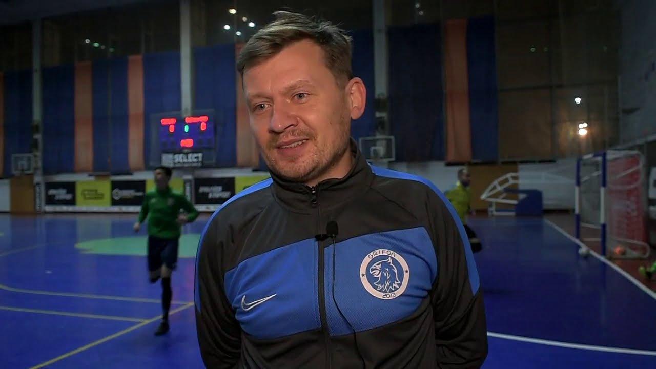Дмитро Шувалов Післяматчеве інтерв'ю