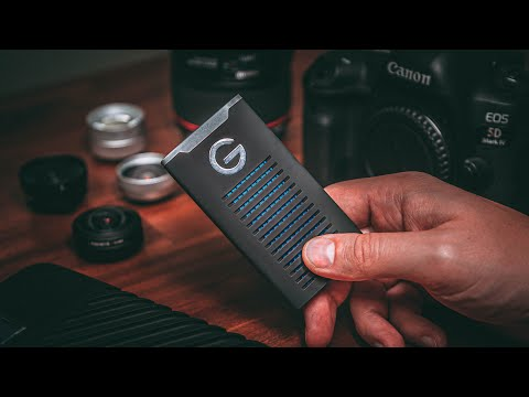 Best portable SSD?   G-Tech R-Series mobile SSD Review