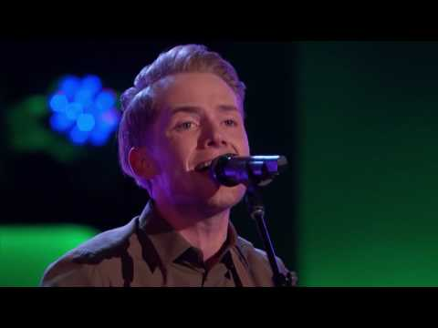The Voice  Blind Audition   Taylor Phelan performs  Sweater Weather