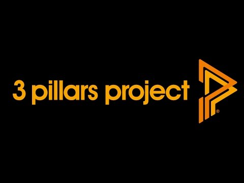 Cambridge University Presentation - 3 Pillars Project -  Sept 2016