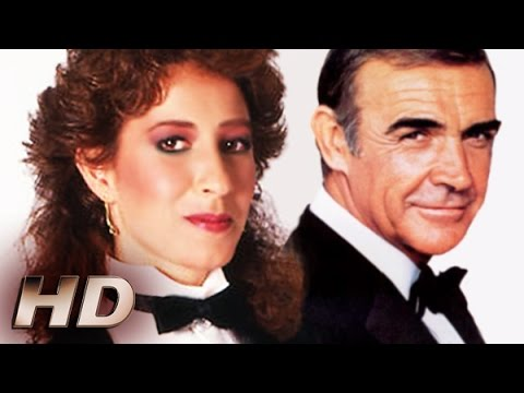 James Bond  ~ Never Say Never Again ~ Lani Hall (007 Official Music Video)
