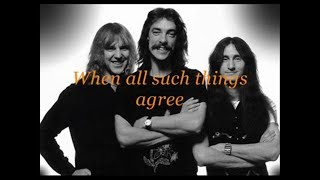 Rush - Different Strings (Lyrics)