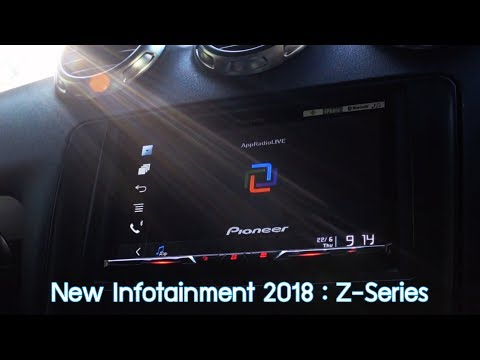 pioneer pioneer car infotainment 2018 z series youtube pioneer pioneer car infotainment 2018 z series