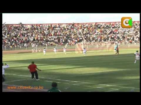 Harambee Stars Beats Angola
