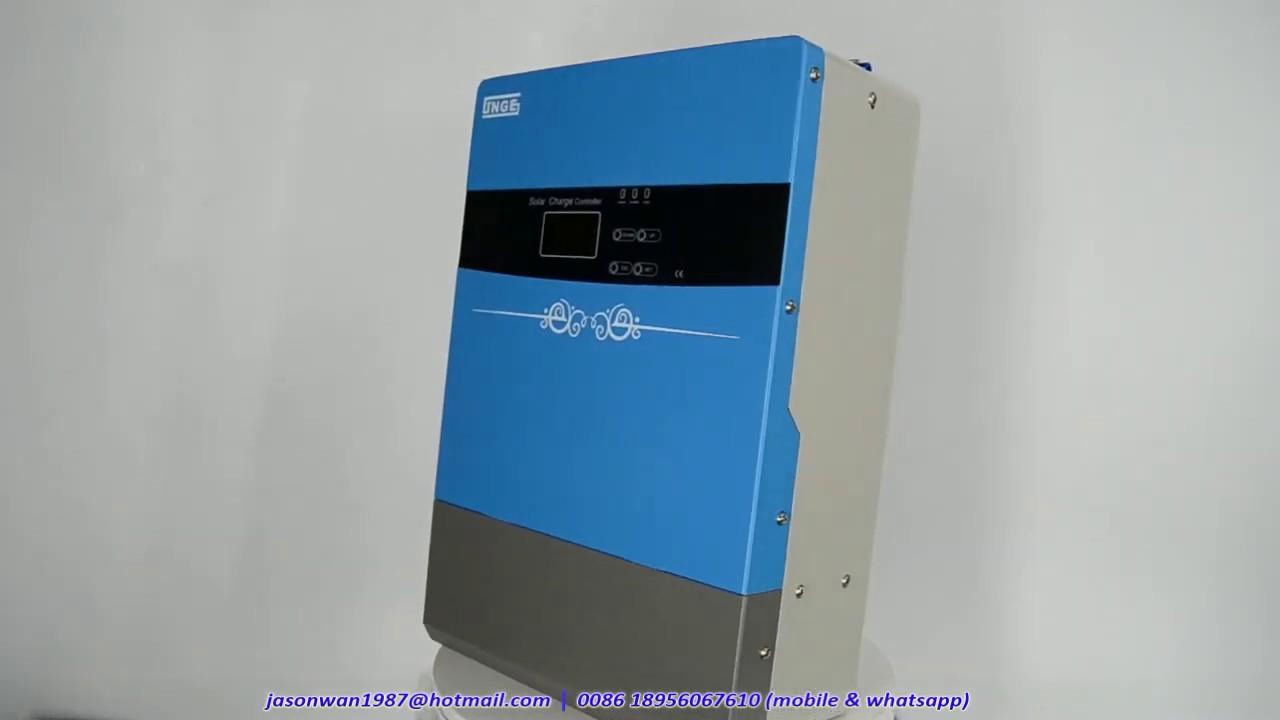 96v 192v 200a solar charge controller