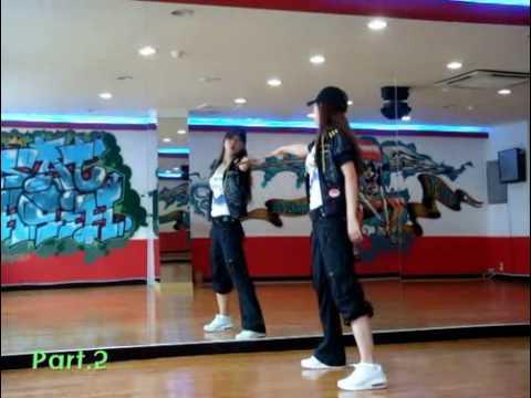 Beast-Shock(dance Tutorial Part1)