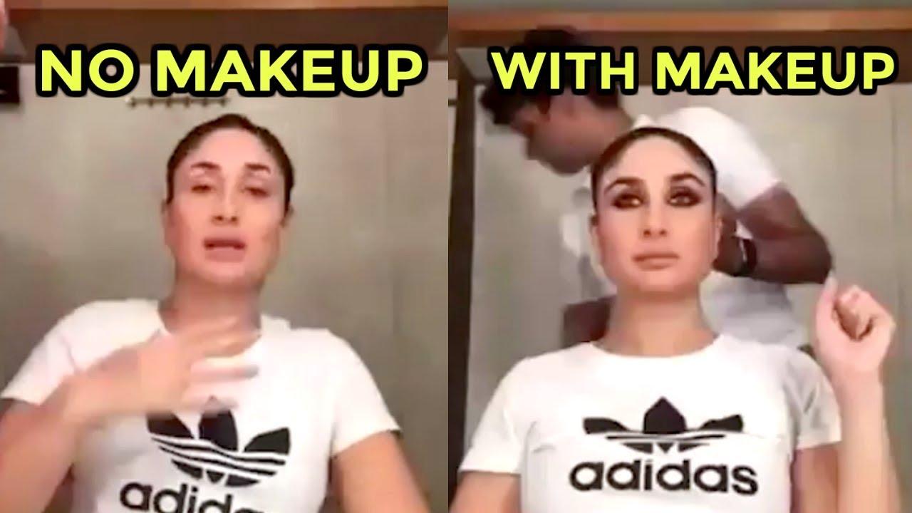 Kareena Kapoor Makeup Video - Full Transformation