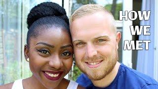 HOW WE MET | Interracial couple | Jack & Jane