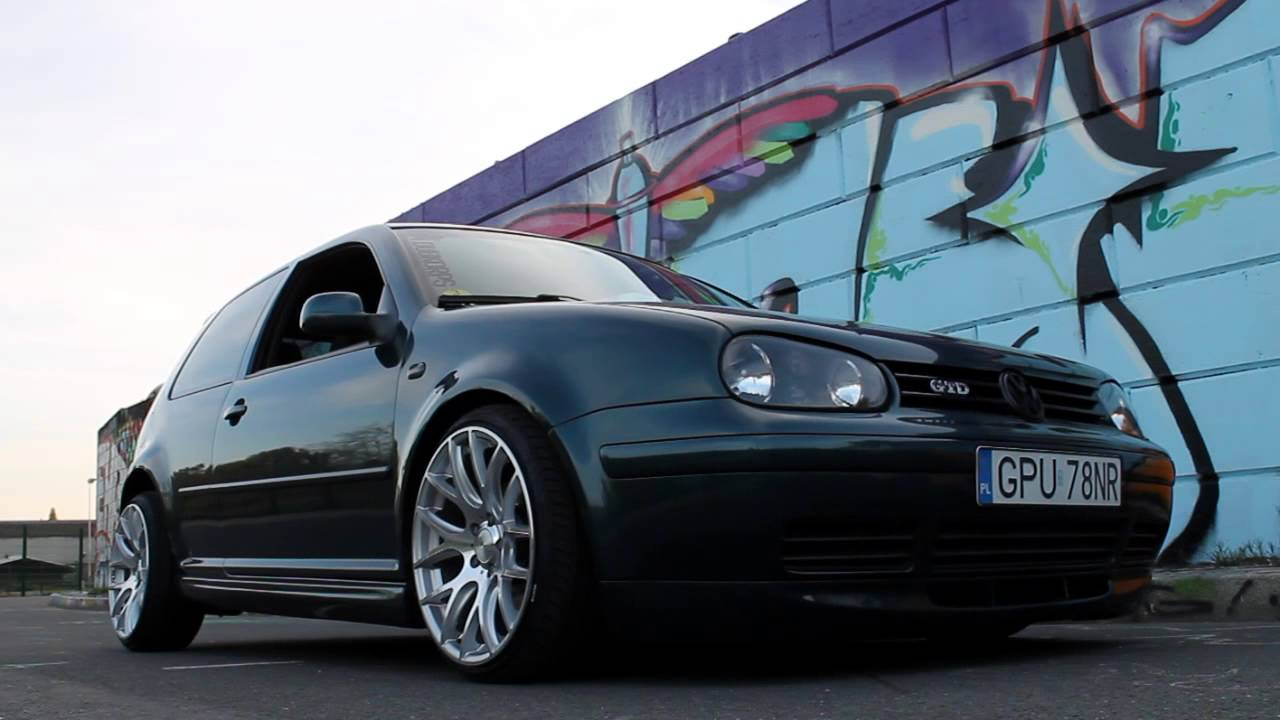 Vw Mk4 On 3sdm Amp Air Youtube