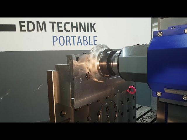 EDM Portable Machining System PMS1000