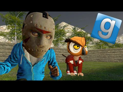 Gmod Hide and Seek Fun - Dog Edition! (Garrys Mod Funny Moments)