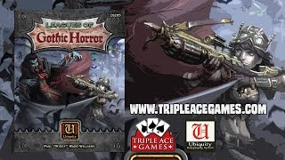 Game Geeks #274 Leagues of Gothic Horror by Triple Ace Games
