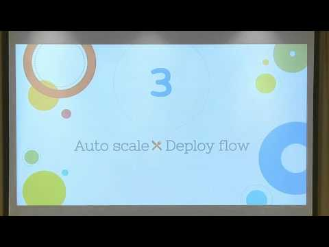 RubyConf Taiwan 2015 LT 05 JeDDie:Auto scaling with Amazon Web Services