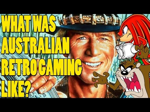 Australian Retro Gaming ! - Top Hat Gaming Man