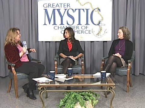 Mystic Matters: Lisa Saunders, Author and TV Talk Show Host.