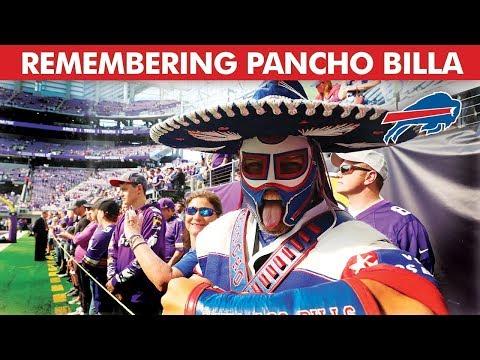 Deanna King - Buffalo Bills Fan Pancho Billa Has Died After Battle With Cancer