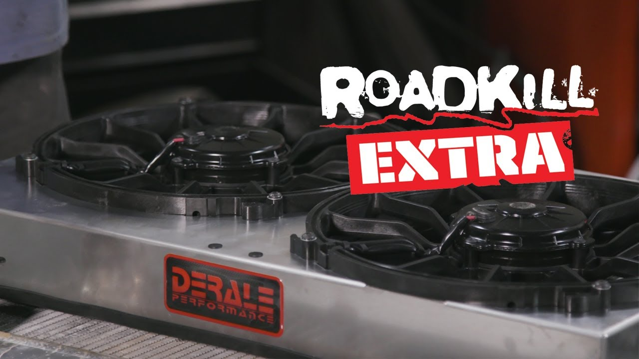 Engine Cooling with Dulcich - Roadkill Extra