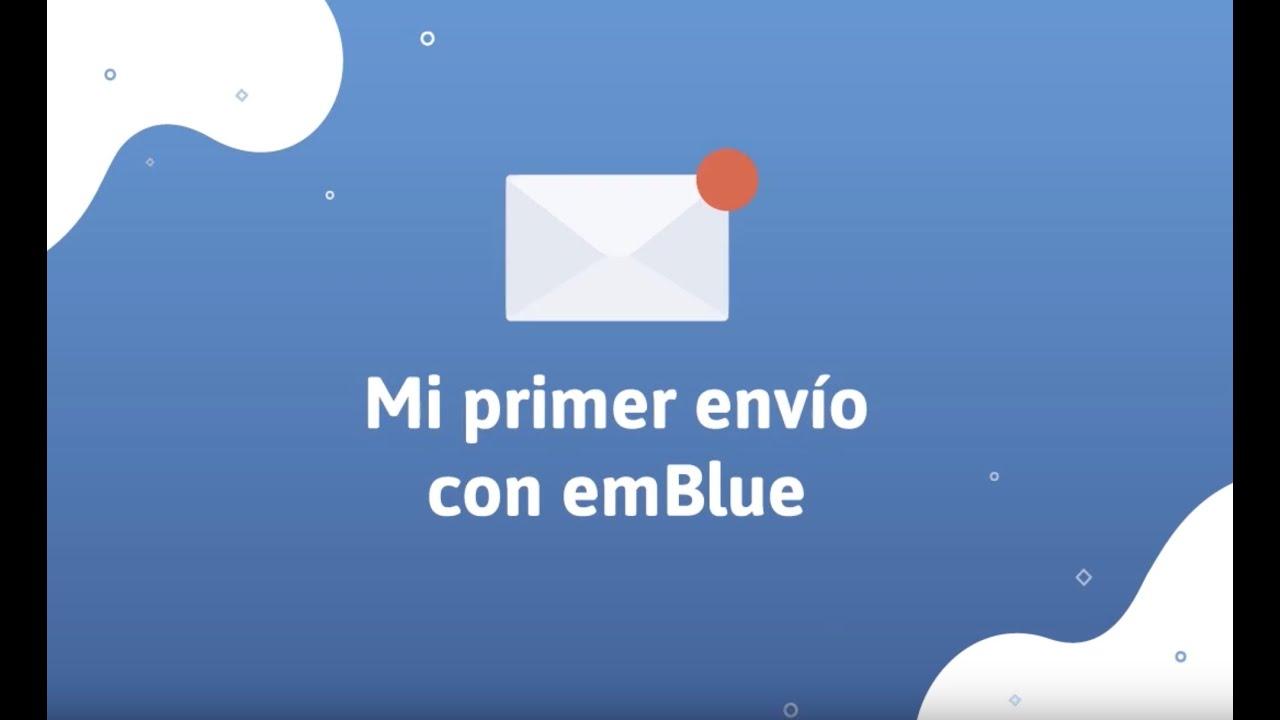 Mi primera campaña con emBlue