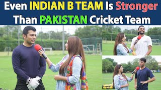 Pakistani Cricketer And Public Reaction On INDIAN B Team Victory Against Sri Lanka   IND vs SL