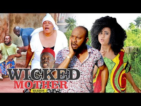 WICKED MOTHER 1 - LATEST NIGERIAN NOLLYWOOD MOVIES || TRENDI