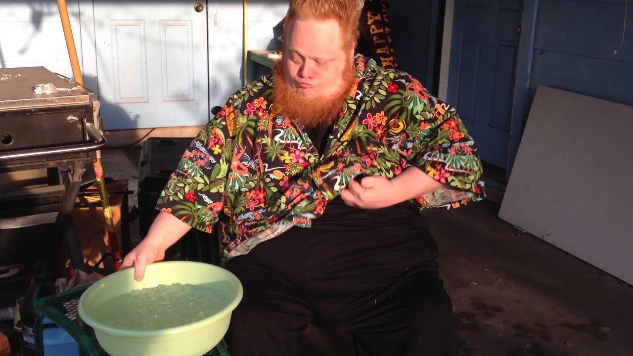 harry knowles als ice bucket challenge youtube