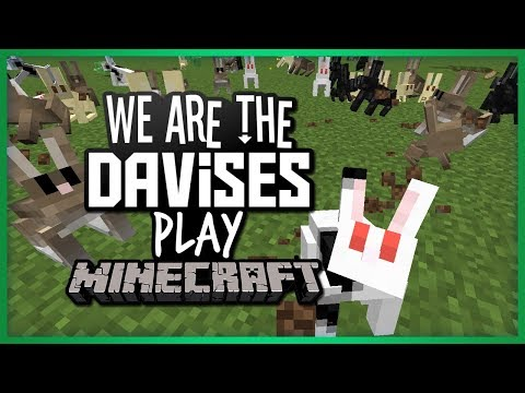 A Billion Bunnies | Minecraft EP-20 | Gaming With Kayla Davis