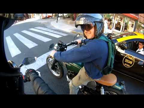 Motorcycle daily ride resume / Resumen viaje diario en moto No.20. Argentina. Motovlog.