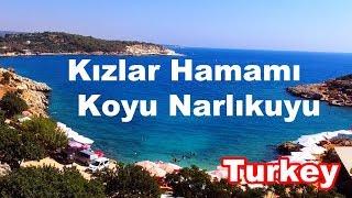 Kızlar Hamamı Koyu | Narlıkuyu | Erdemli - Silifke | Turkey
