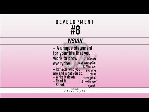 DEVELOPMENT #8 - Vision