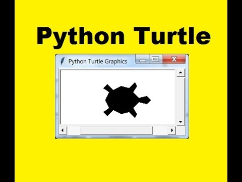 Python Turtle Shape Shapesize Params Experimentation Youtube