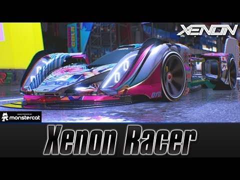 Xenon Racer [OPEN BETA]: First Impressions + Gameplay | Electric Ridge Racer Drifting Mp3