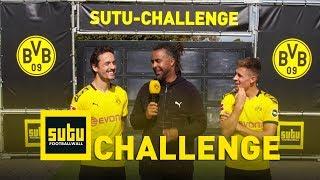 The BVB Sutu Challenge | Thorgan Hazard & Thomas Delaney | Episode 4