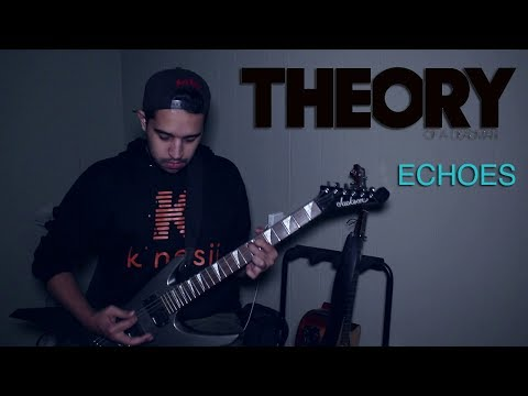 Theory of a Deadman - Echoes (Guitar Cover) NEW SONG