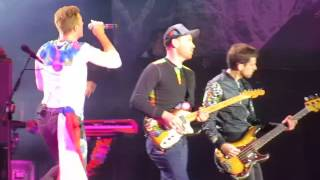 Coldplay - Viva La Vida (Estadio Nacional, Chile 03/04/2016)