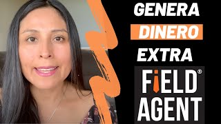 Field Agent revisión - Haz Dinero Extra desde tu celular con la aplicación FieldAgent