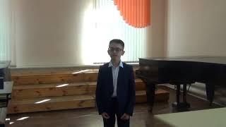 1. Емельянов Виктор,  жанр:  вокал, орта топ, 4-ші ондық.