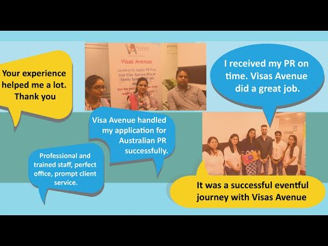 Visas Avenue' Clients Shared Their Reviews After Obtaining Successfully Canada PR Visa