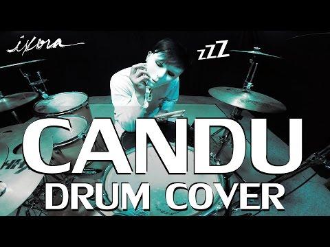 AWKARIN - CANDU - Drum Cover - Ixora (Wayan) [REACTION]