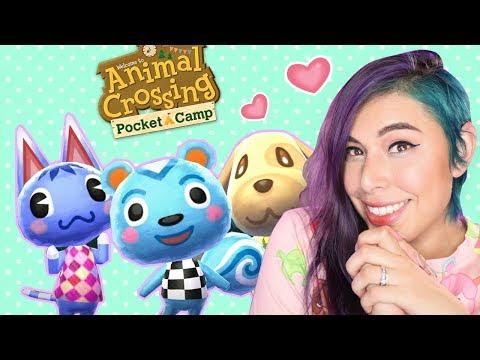 I'M ADDICTED! - Animal Crossing Pocket Camp - App
