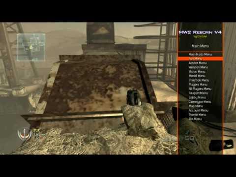 MW2/PS3] Green Static Mod Menu All Clients RTM 1 14 | FunnyCat TV