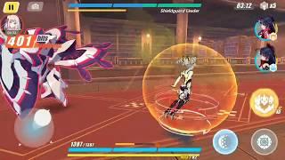 Honkai Impact 3 SEA - HOW TO GET 1000 HIT COMBO!!